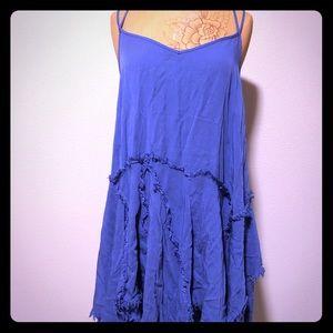 Free People Intimates - NEVER WORN - Frayed Dress